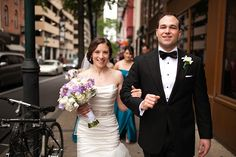 Julie and Brian's Philadelphia wedding.