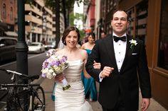 Julie and Brian's Philadelphia wedding.