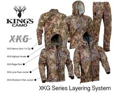 Win a King's Camo Gear and Vortex Optics Package