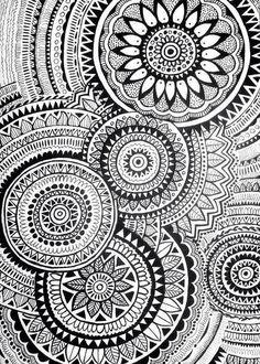 A drawn pattern thingie