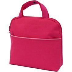 JL Childress MaxiCOOL Multi-Purpose Bottle Bag, Bright Pink, Red