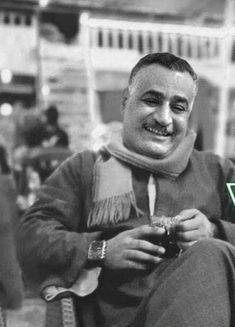 Old Egypt, Ancient Egypt, President Of Egypt, Gamal Abdel Nasser, Life In Egypt, Pyramids Egypt, Middle Eastern Art, Arabic Funny, Famous People
