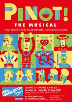 The Musical at New Wimbledon Studio Theatre Studio Theater, London Theatre, Wimbledon, Musicals, Comedy, Comedy Theater, Musical Theatre, Comedy Movies