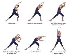 Classical Stretch - The Esmonde Technique Fitness Nutrition, Yoga Fitness, Fitness Tips, Miranda Esmonde White, Scoliosis Exercises, Dynamic Stretching, Yoga Sequences, Workout Videos, Workouts