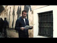 HM by David Beckham Spring 2016 - Lisboa Campaign