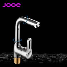 78.11$  Watch now - http://ali8yp.worldwells.pw/go.php?t=32771674820 - jooe bathroom faucet hot and cold water mixer tap brass chrome wash basin faucet torneira do banheiro robinet salle de bain 78.11$