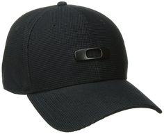 Oakley Men's Metal Gas Can Cap 2.0 Novelty Fabric, Jet Black, Large/X-Large