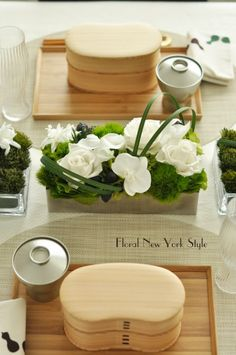 おもてなしのテーブル♡|フローラルニューヨーク・大塚智香子のスタイルのある暮らし|