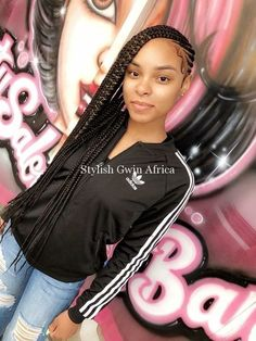 Hello lovelies, today we bring to you our fifth collection of African Women Hairstyles. For those of you who are looking for new hairstyles to try, African Women Hairstyles Collection is for you. We're always looking for hairstyles inspiration so we ca Black Hair Hairstyles, Side Braid Hairstyles, Braided Hairstyles For Black Women, African Braids Hairstyles, Short Hairstyles, Hairstyles 2016, Protective Hairstyles, Hairdos, Updos