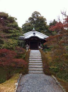 Katsura Villa roofs