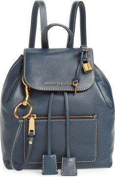 428c6d6441a3 MARC JACOBS The Bold Grind Leather Backpack