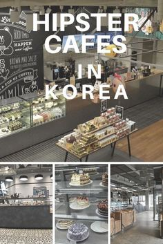 Korea has an inspiring contemporary cafe scene. Learn more about hipster cafe culture in Korea in my article!