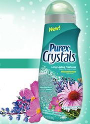 FREE Bottle of Purex Crystals Fresh Mountain Breeze Giveaway on http://hunt4freebies.com
