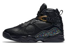 The Air Jordan 8 Championship Pack Confetti Drops This Weekend, Will You Cop?