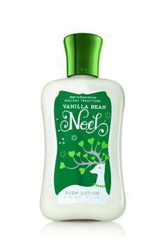 Vanilla Bean Noel Body Lotion - Signature Collection - Bath & Body Works