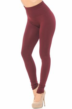 With the holidays around the corner, everyone needs a pair of High Wasted Tummy Tuck Fleece Lined leggings! They come in a variety of colors and are the perfect way to keep toasty!