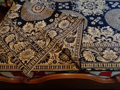 old coverlet