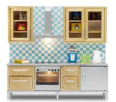 Lundby 60.9001.00 - Stockholm: Küchenset (Puppenhausmöbel): Amazon.de: Spielzeug
