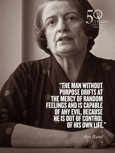 Ayn Rand (Russian-American novelist, philosopher, playwright, and screenwriter)