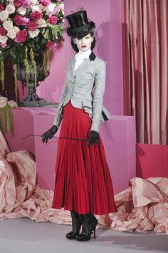 Christian Dior - Haute Couture spring 2010 - John Galliano