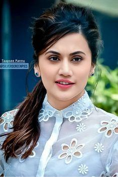 Taapsee Pannu Indian Actress Gallery, South Indian Actress, Cute Girl Pic, Beautiful Girl Image, Beautiful Women, Beautiful Bollywood Actress, Most Beautiful Indian Actress, Beauty Full Girl, Beauty Women