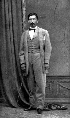 El joven Diaz 1868