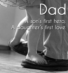 Totally remember dancing on my dads feet like this.