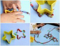 Estrella de navidad, manualidad para niños | #Artividades