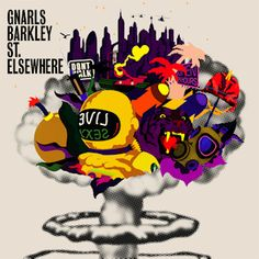 TDS Cheap Tunes Tuesday - Gnarls Barkley: St. Elsewhere
