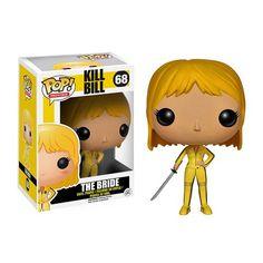 Kill Bill The Bride Beatrix Kiddo Pop! Vinyl Figure - Funko - Kill Bill - Pop! Vinyl Figures at Entertainment Earth