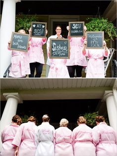 how they met the bride signs | bridesmaids ideas | wedding chalkboards | #weddingchicks