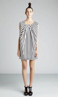marimekko fold dress