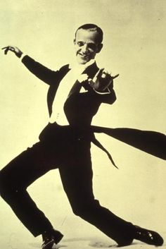 Fred Astaire...rhymes with air.