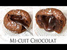 Recette Fondant au Chocolat coulant (facile et rapide)