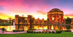 California Honeymoon Ideas - Visit California Romantic Gateways for Honeymoon
