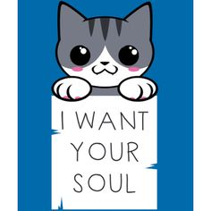 """Soul Kitty"" on Qwertee"