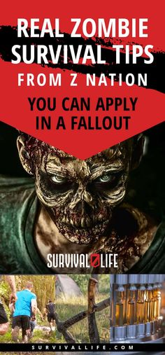 🧟‍♀️When the inevitable occurs, and the virus is spreading quickly, these Z Nation zombie survival tips will guide you all the way to safety. 😲 Read on, so you can survive! Zombie Survival Guide, Urban Survival, Survival Life, Survival Food, Wilderness Survival, Outdoor Survival, Survival Prepping, Survival Skills, Zombies Survival