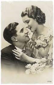 Resultado de imagen para fotos antiguas de amor