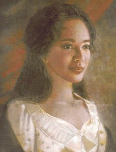 Sally Hemmings was a mixed race slave who belonged to President Thomas Jefferson. She bore six children to the President and got the chance to see them live as free people before her death.