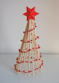 christmas trees made from wood - Google Search