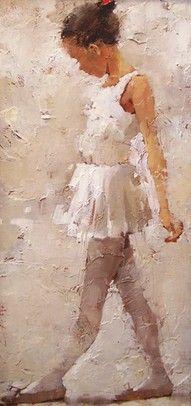 Andre Kohn Pose of this girl is very Degas