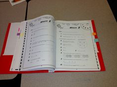 Create Morning Work folders so students have something to work on every day!