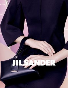 Jil Sander Spring/Summer 2013 campaign photographed by David Sims.