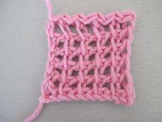 Annette Peavy Newsletter on Tunisian Crochet