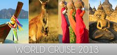 For World Cruise 2013, Silversea's onshore events and overland tours offer great opportunities for authentic experiences that will spotlight local cultures and enable guests to gain a better understanding of the fascinating regions they will visit. More info: http://blog.silversea.com/post/2012/08/01/testing-another-pic.aspx#