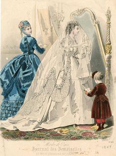 Journal des Demoiselles 1869