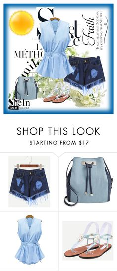 """Shein2"" by dinka1-749 ❤ liked on Polyvore featuring By Terry and INC International Concepts"