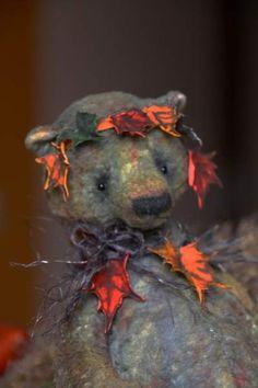 Autumn Maple by By Natasha Murasha | Bear Pile