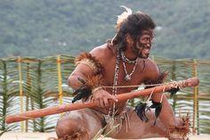 Rapanui Dancer 3   Flickr - Photo Sharing!