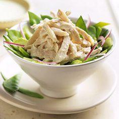 Ginger-Lime Chicken Salad
